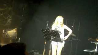 Give Me Just A Little More Time - Kylie - Anti-Tour - Hammersmith Apollo - 03|04|12