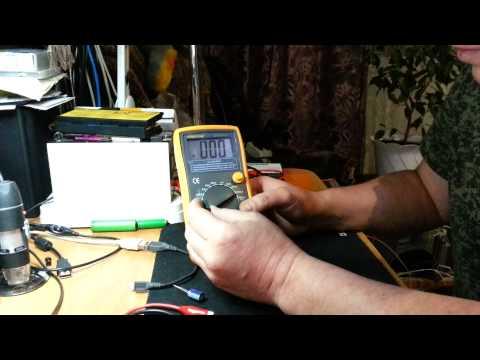 Мультиметр LVC 6013 измеритель емкости конденсаторов