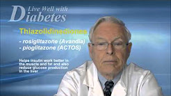 Diabetes Medication Classes