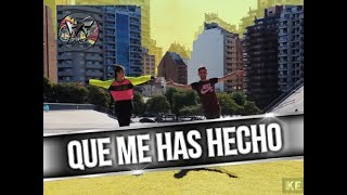 QUE ME HAS HECHO - Chayanne ff. Wisin / Franco Heredia - Coreografia Zumba Fitness