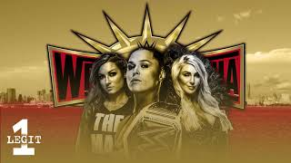 """WWE WrestleMania 35 (2019) - """"Work"""" [Loop made by me] - (Official Theme Song) ᴴᴰ"""