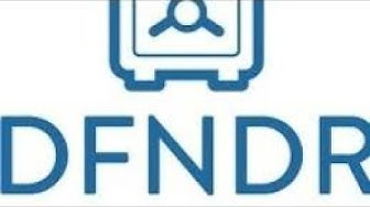How to uninstall DFNDR on your Android device   YouTube
