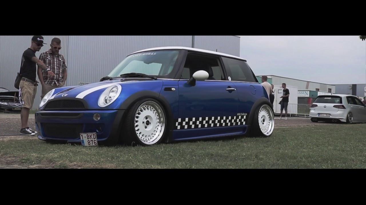 Mini Copper S R53 Stance Carporn Youtube