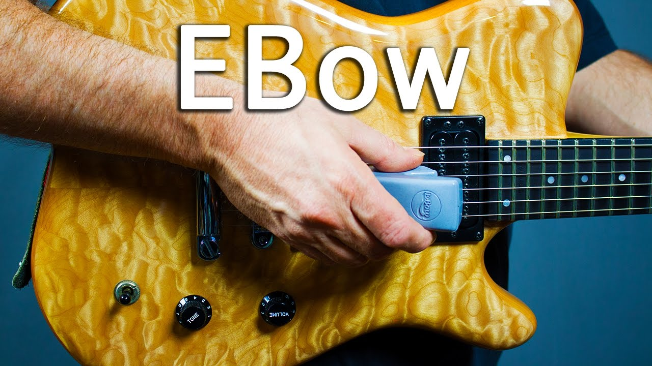 ebow for ambient guitar string switching tutorial heet sound e bow ebow plus youtube. Black Bedroom Furniture Sets. Home Design Ideas