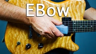 EBow for Ambient Guitar - String Switching Tutorial (Heet Sound E-Bow / EBow Plus)