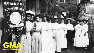These black women in history helped to secure women's right to vote