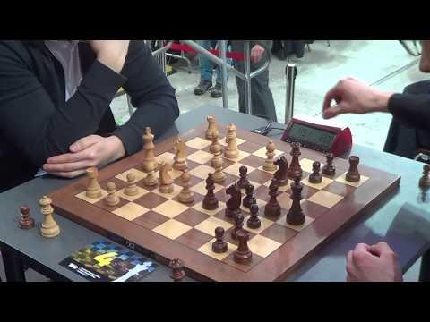 GM Gajewski Grzegorz - GM Navara David, London System, Rapid Chess, PART I