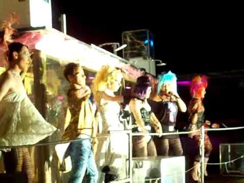 Drag Club @ Mamamia - Redefinition