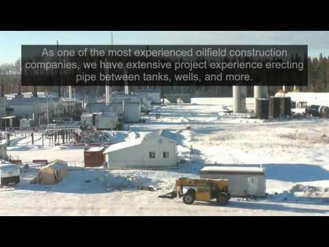 Expert Oilfield Construction Company