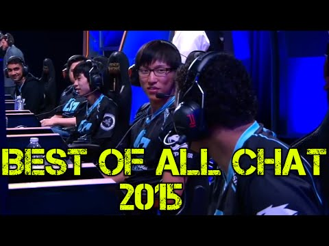 Best Of Mic Check/All Chat – Spring Split 2015 | League of Legends
