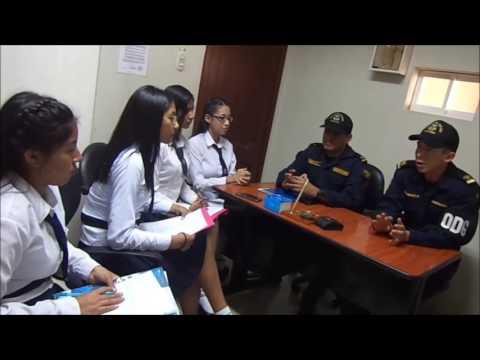 Entrevista a Miembros de la Armada del Ecuador (Puerto Bolivar)