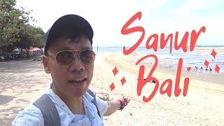 Gambar cover #84 BALI INDONESIA 🇮🇩 | Explore SANUR BEACH