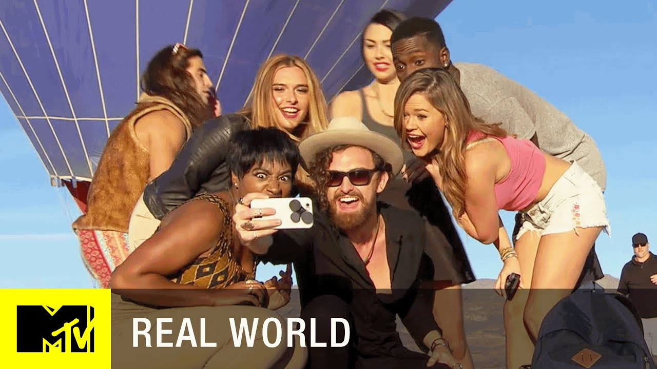 Real World Go Big Or Go Home  Cast Members React The -9583