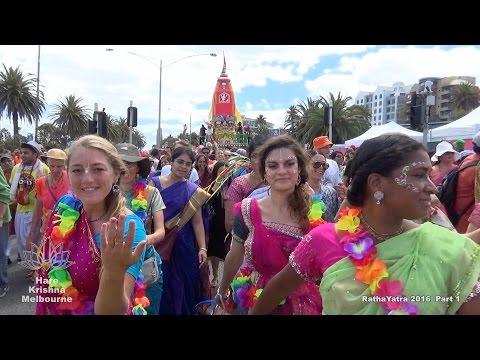 Ratha Yatra 2016 Part 1