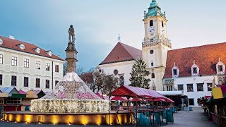 Christmas in Bratislava: Holiday markets and other highlights
