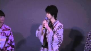 2011年8月6日(土)より、白石隼也の出演する映画「スノーフレーク」が...