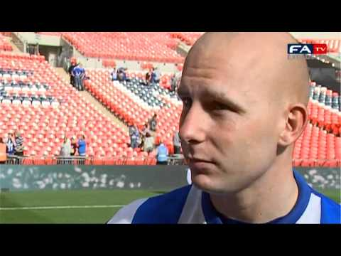 FA Vase - Paul Chow & Lee Kerr speak after the final