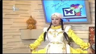 Обучение народному татарскому танцу