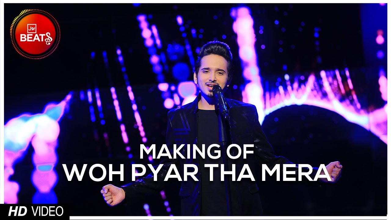 Making of Woh Pyar Tha Mera | Rafay Khan | BOL Beats | Latest Music