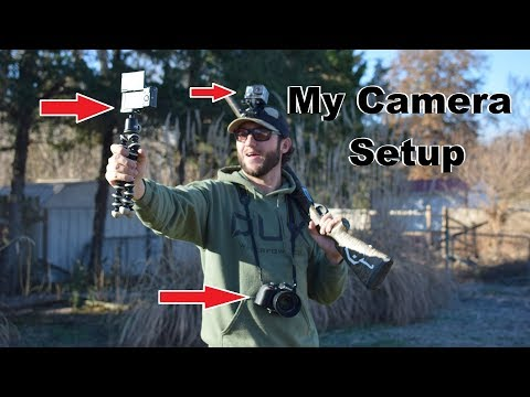 Want To Film Your Own Hunts? My Camera Setup!!
