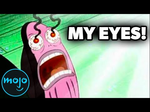 Top 10 Greatest SpongeBob Squarepants Running Gags