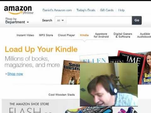 Using Amazon com for Market Research - Daniel Hall
