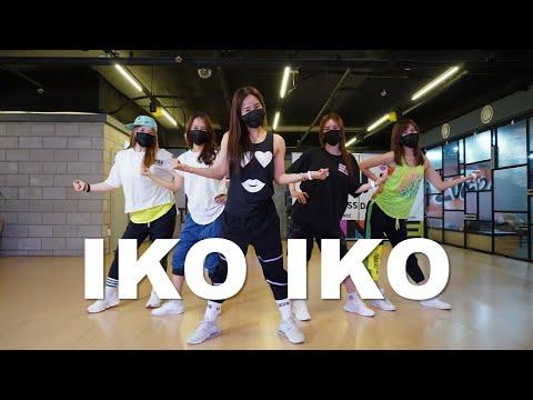 [ILOVEDANCE]  IKO IKO  /  Justin Wellington  /  ZUMBA  /  CINDY
