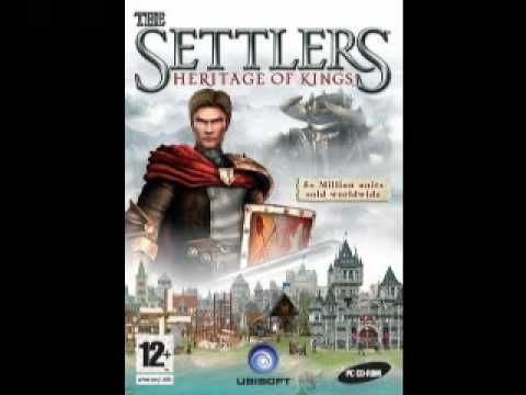 Heritage of Kings: The Settlers (2005) - Soundtrack
