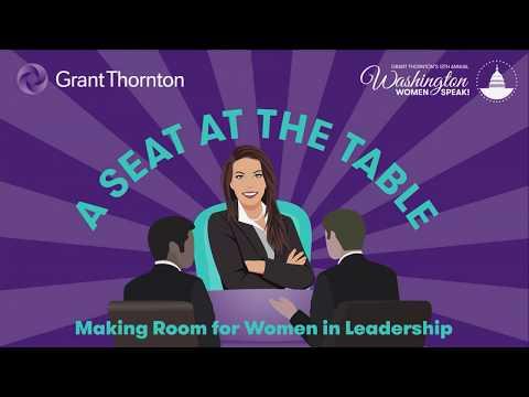 Grant Thornton Washington Women Speak!