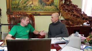 Интервью Олега Зубкова американскому журналисту