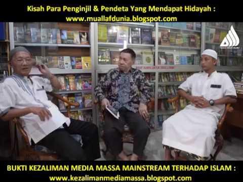 LAGI.. BIKIN SHOCK UMAT KRISTEN ! DIALOG 3 MANTAN PENDETA TENTANG KEBENARAN ISLAM.. ALLAHUAKBAR !
