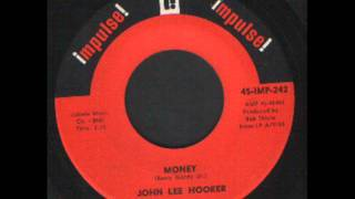 Watch John Lee Hooker Money thats What I Want video