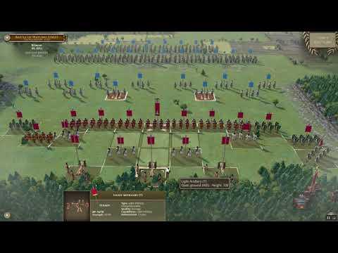 Field of Glory 2- Legions Triumphant\Watling Street(Romans)