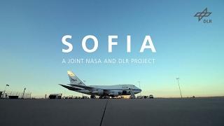 Video The flying observatory SOFIA / Die fliegende Sternwarte SOFIA download MP3, 3GP, MP4, WEBM, AVI, FLV November 2017