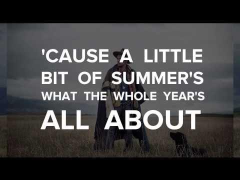 John Mayer - Wildfire [Video Lyrics]
