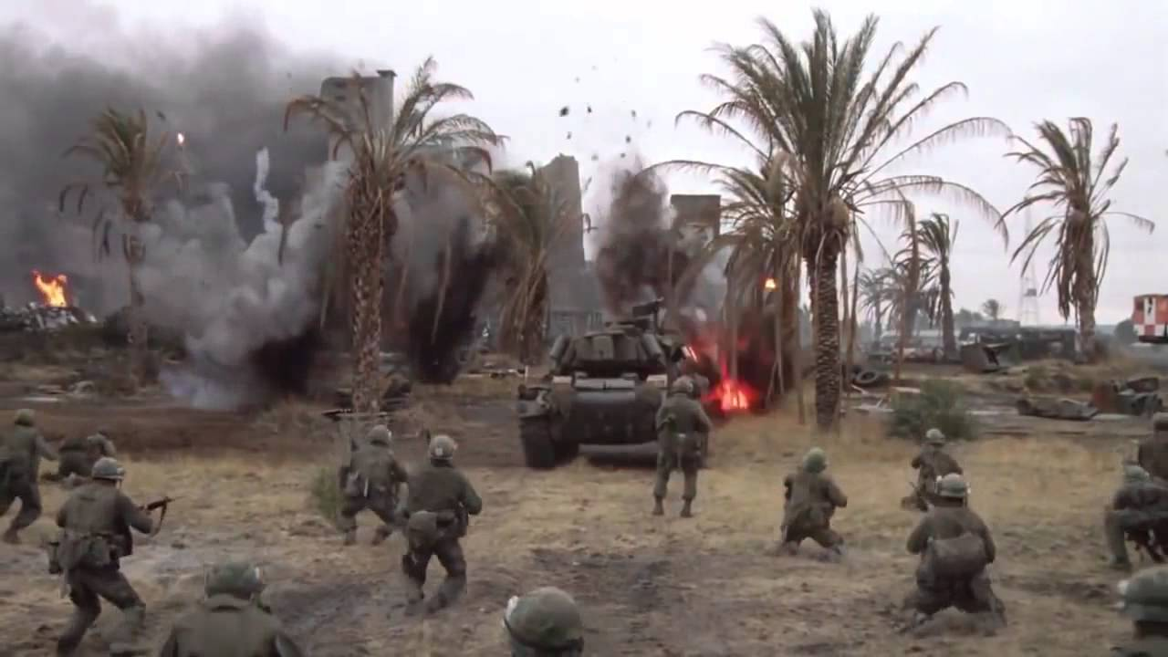 full metal jacket 1987 official movie trailer youtube