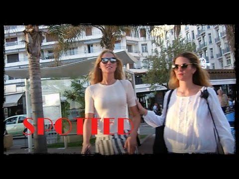 Cannes 2017 : Toni Garrn en mode incognito sur la Croisette... ou presque !