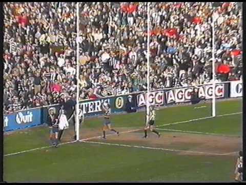 Footscray FC 1990 Highlights