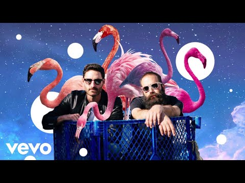 Capital Cities - My Name Is Mars (Lyric Video)