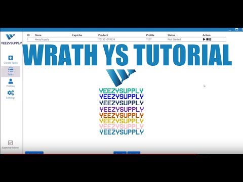 Wrath YS Bot Guide/Tutorial (Desktop Mode with Queue Bypass)
