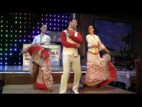Flamenco Show -   11. 01. 2012   Ristorante Roma Eventos Gran Canaria