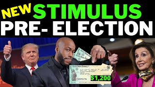 BIGGER RETROACTIVE!! $1200 + Second Stimulus Check Update + Unemployment