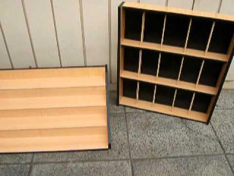 Caramelera ventana y cigarrera de pared avi youtube - Muebles con palets como hacer ...
