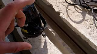видео Испытание железобетонной плиты перекрытия сотрудниками инженерно-строительного института СПбПУ