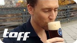 Thor 2-Star Tom Hiddleston (Loki) als Beifahrer - Stars in Cars | taff