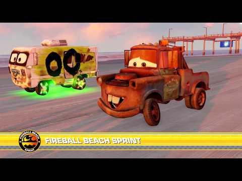 Cars 3: Driven to Win (PS4) - River Scott, Cruz Ramirez, and Arvy (Subscriber Requests)