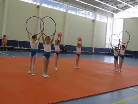 Спортивный танец с обручамииз YouTube · С высокой четкостью · Длительность: 2 мин16 с  · Просмотры: более 5000 · отправлено: 27.01.2014 · кем отправлено: Виктория Бирюк