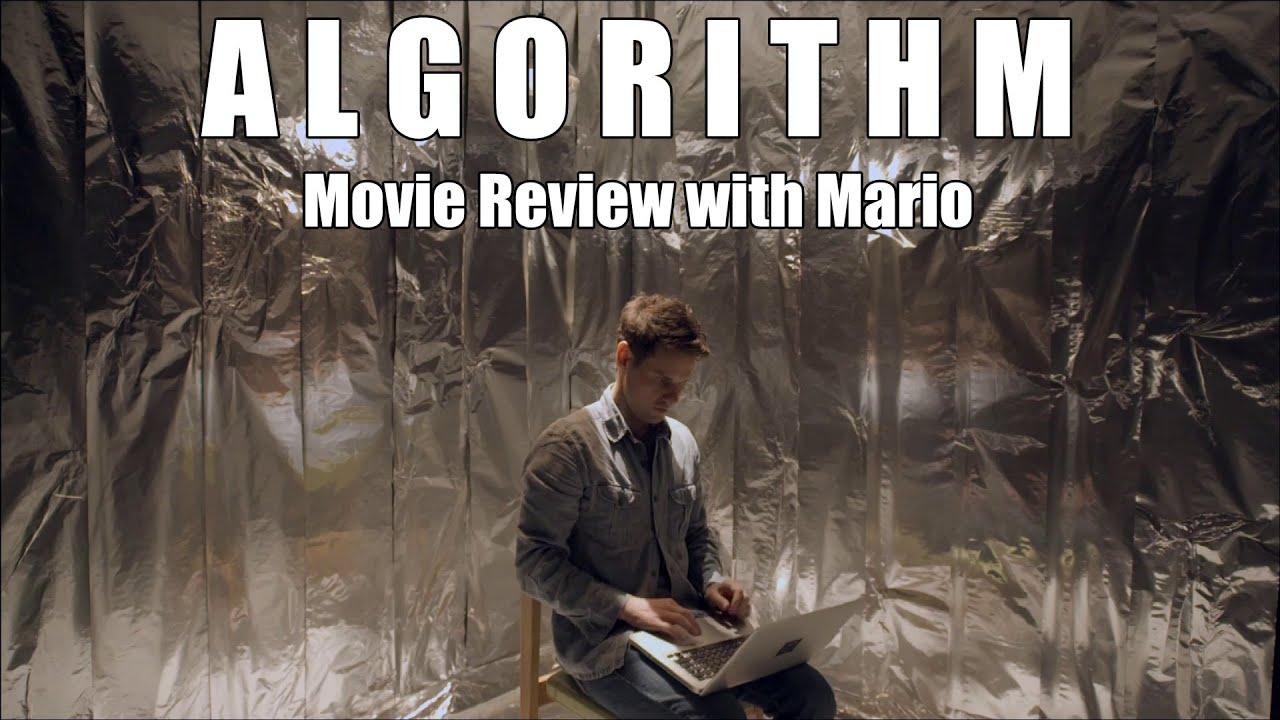 Algorithm The Hacker Movie Review