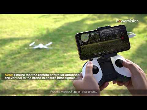 PowerEgg X Tutorial - First Flight of Drone