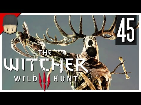 The Witcher 3: Wild Hunt - Ep.45 : The Leshen! (The Witcher 3 Gameplay / Walkthrough)